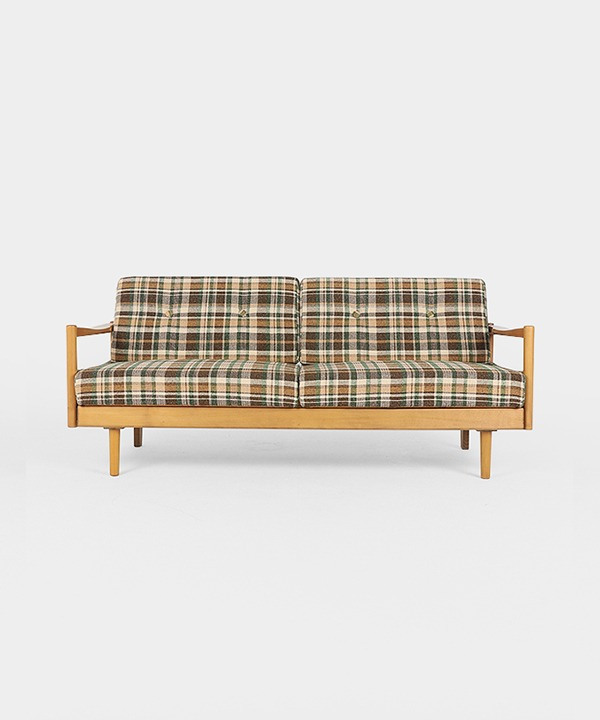 100090. DE Mid-Century Sofa Bed